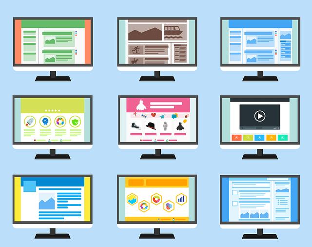 Come migliorare il design grafico del tuo sito web aziendale