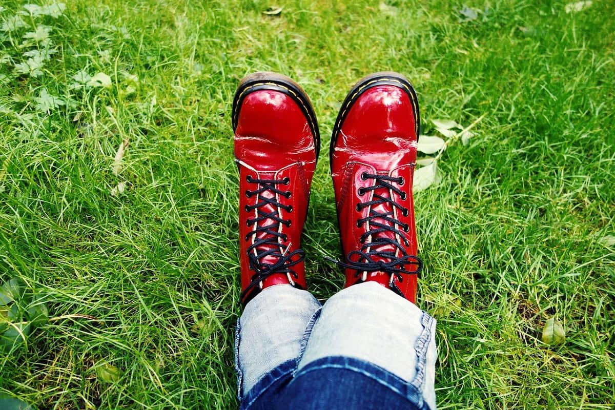 scarpe rosse donna